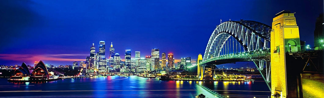Harbour Lights, Sydney, New South Wales, Australia