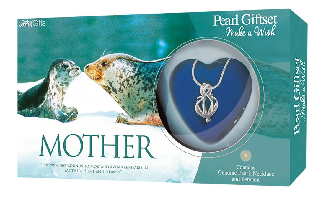 Mother Wish Pearl Set