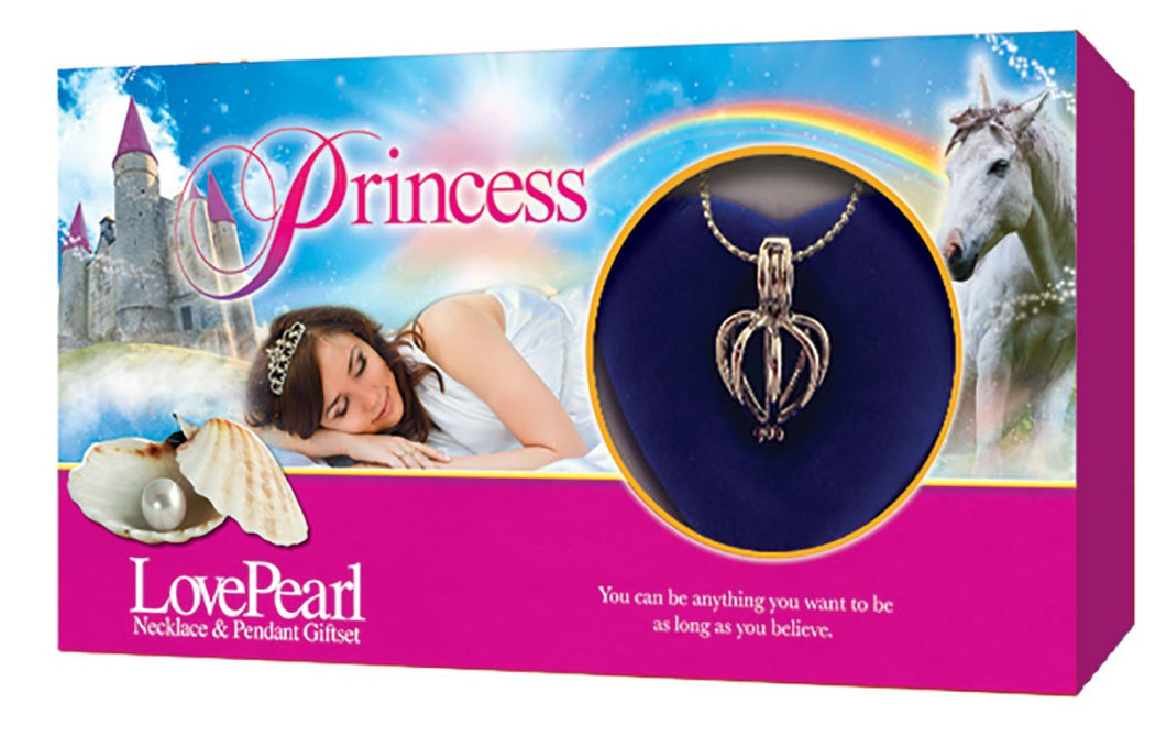 Princess Wish Pearl Set