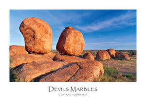 PCRC19 DEVILS MARBLES - DAY
