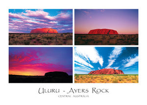 PCRC20 ULURU - AYERS ROCK 4 VIEW