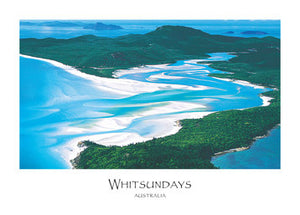PCWS36 WHITSUNDAY SANDS - AERIAL VIEW
