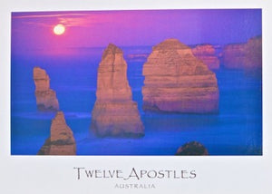 PC115 TWELVE APOSTLES (MOONGLOW)