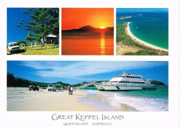 PCSEQ107 GREAT KEPPEL ISLAND (4 VIEW)