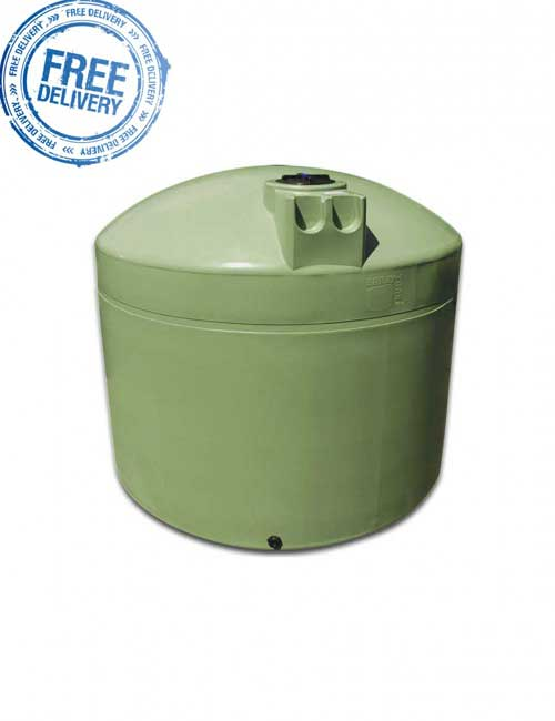 Bailey Water Tank 25,000 Litre Free Shipping