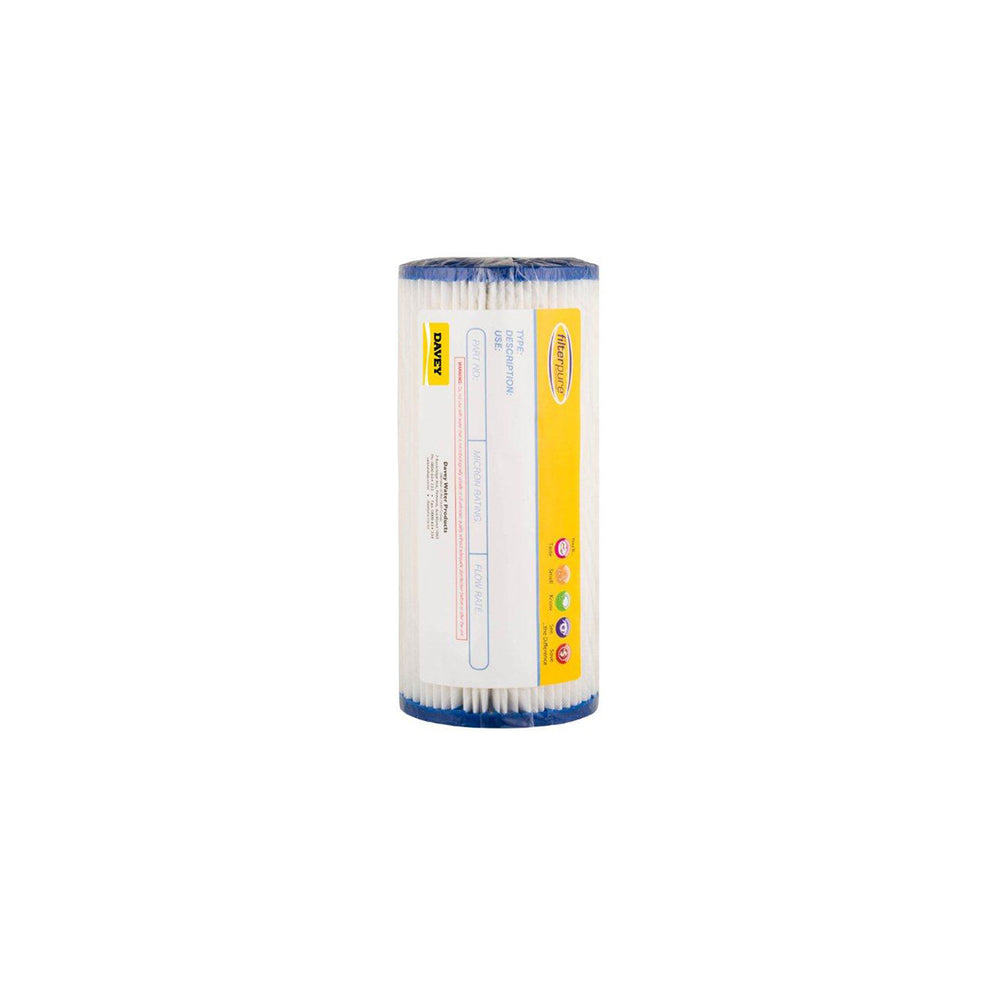 Davey Filterpure Poly Pleated Filter