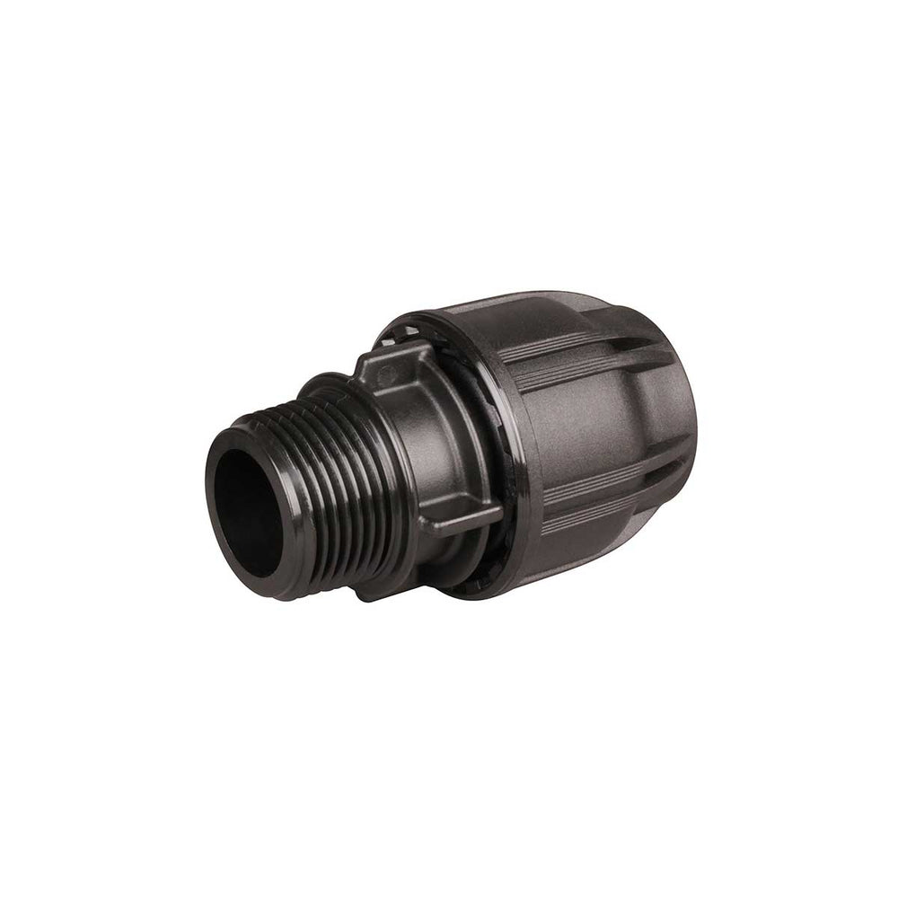 Hansen Compression Male Coupling