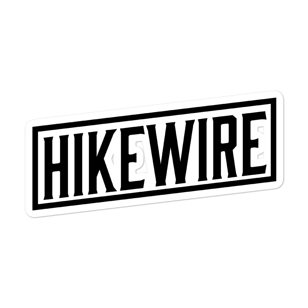Stickers - Hikewire