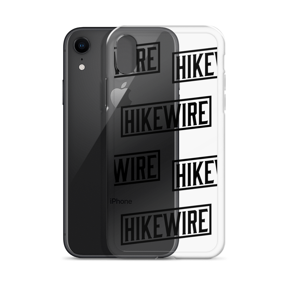 Clear iPhone - Case - Hikewire