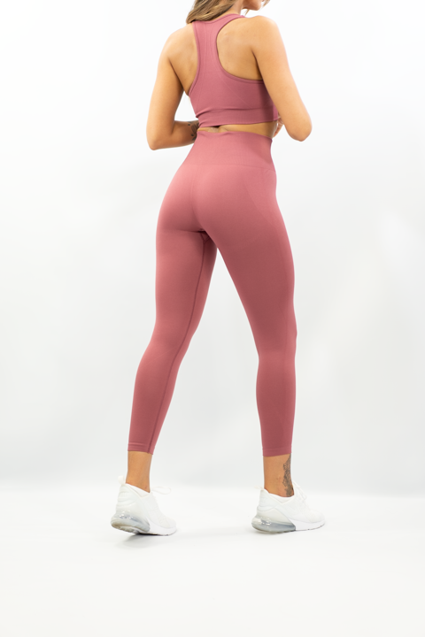 SOFT PEACH VOGUE LEGGING