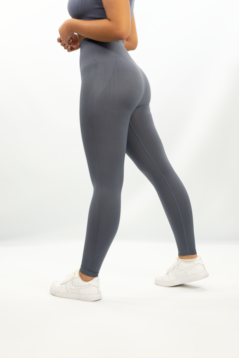 GREY VOGUE LEGGING