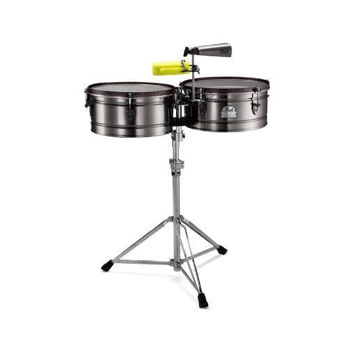 Pearl ETE-1415MQ 14&15inch Marc Quinones Timbale w/ Stand