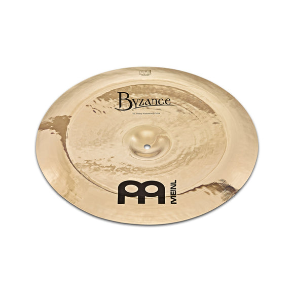 MEINL Cymbals B18HHCH-B 18inch Byzance Brilliant Heavy Hammered China