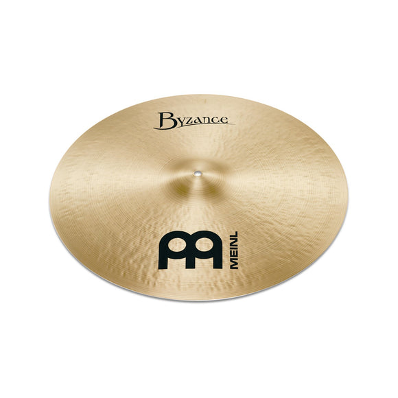 MEINL Cymbals B22MR 22inch Byzance Traditional Medium Ride Cymbal