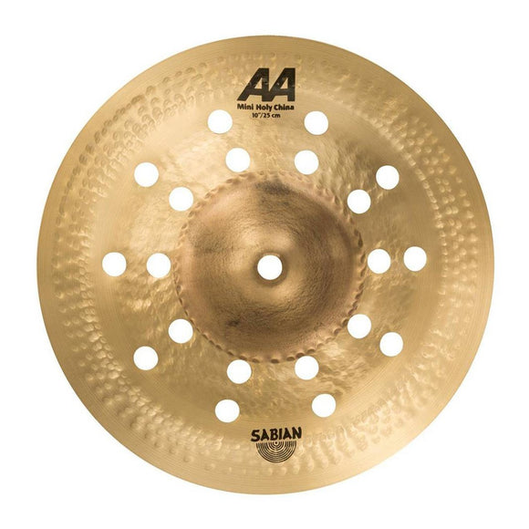 SABIAN 21016CS 10inch AA Mini Holy China Brilliant