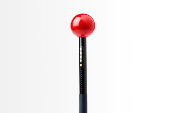 CHIME CH1 – RED PHENOLIC HEAD CHIME MALLET 2″ HEAD (ONE MALLET)