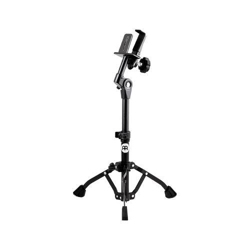 MEINL Percussion TMBS-S-BK Cajon Height Bongo Stand, Black