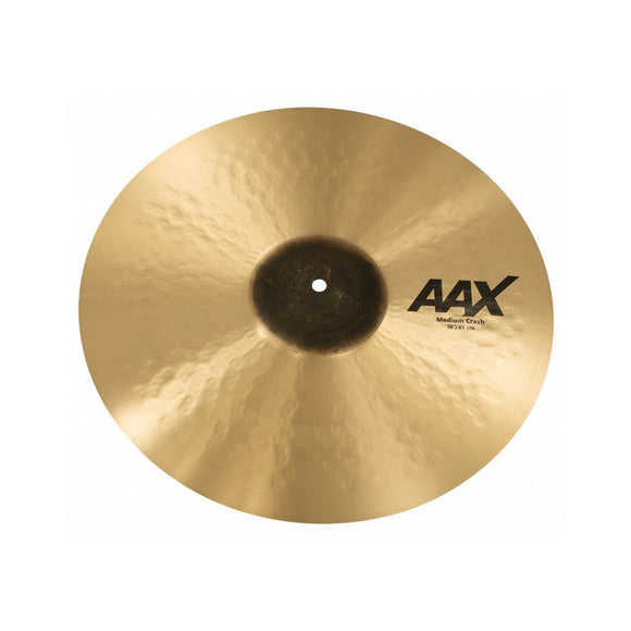 SABIAN 21808XC 18inch AAX Medium Crash Cymbal