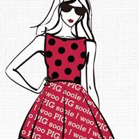 Load image into Gallery viewer, Ame B Designs - Stationery Flatcard University Girl