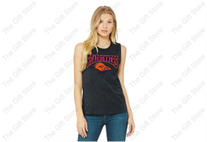 Roadrunners Ladies Muscle Tank - Adult