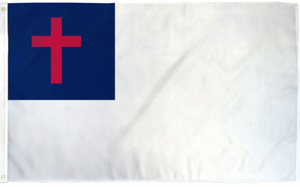 Christian 3x5ft DuraFlag
