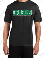 Load image into Gallery viewer, DRAGON Athletic Shirt