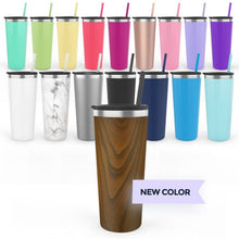 Load image into Gallery viewer, Straw Cup - Roadie 22 oz.