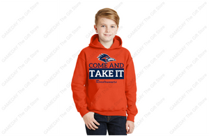 Roadrunners Sweatshirt Hoodie  - Youth