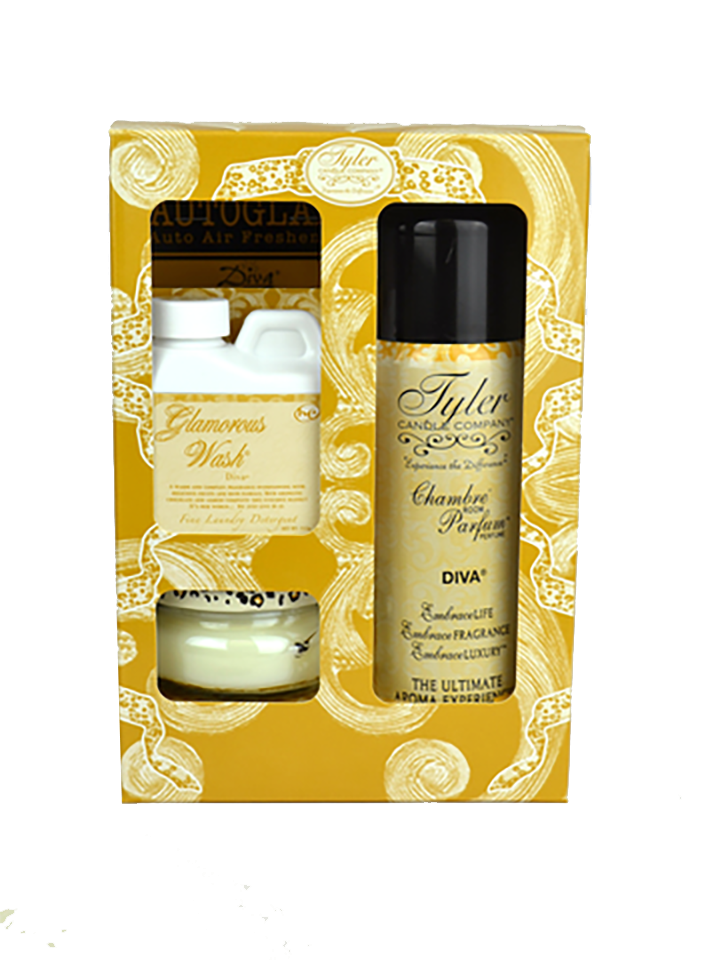 Tyler Candle Gift Suite Set