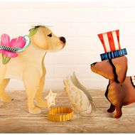 Round Top - Dress Up Pets