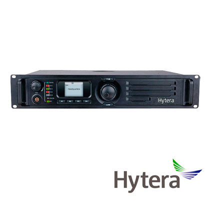 REPETIDOR DIGITAL HYTERA RD986-VHF 136-174 MHZ 50W 16CH DISPLAY A COLOR MONTAJE EN RACK - venta radios de comunicacion portatil