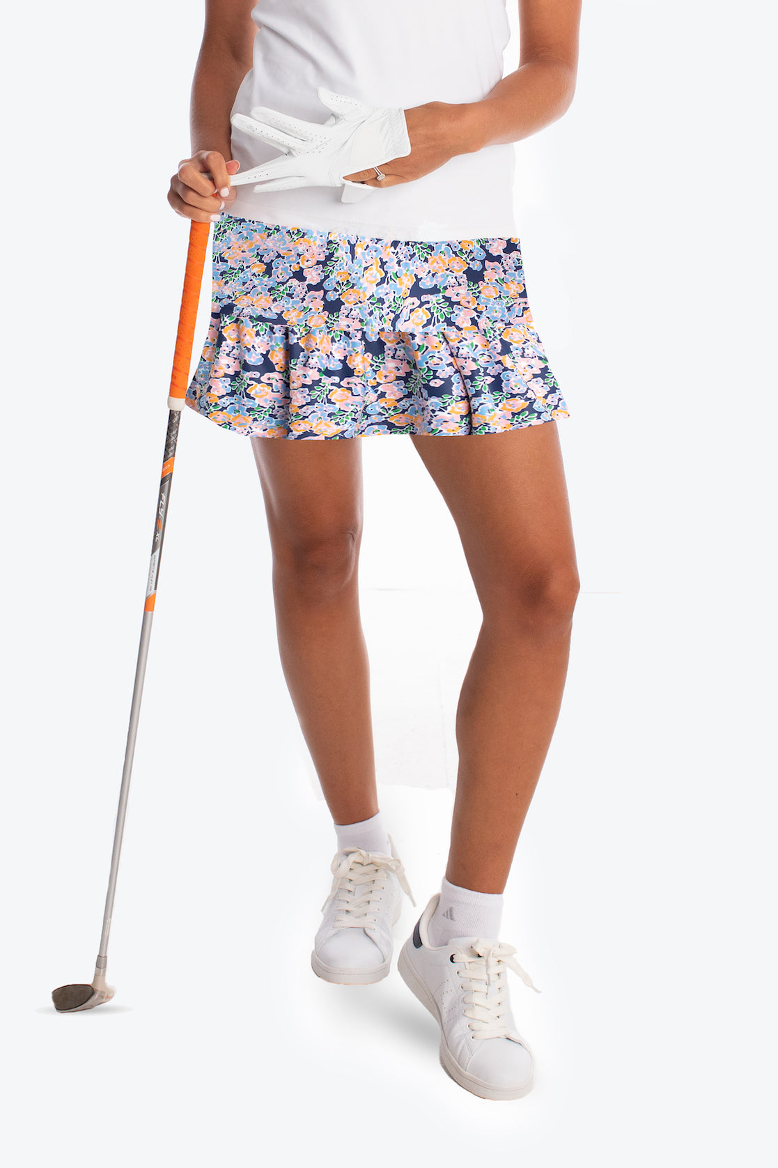 The Molly Skort - Dainty Foral