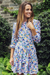 The Quincy Dress - Dainty Floral