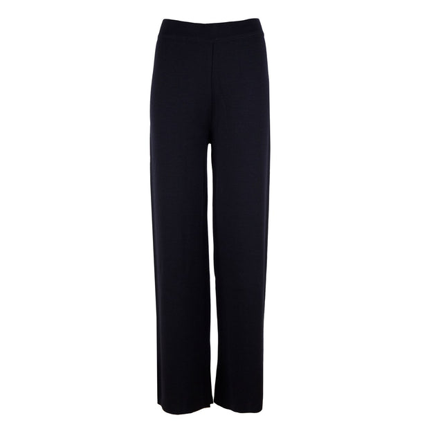 KNIT, TROUSERS  Sort