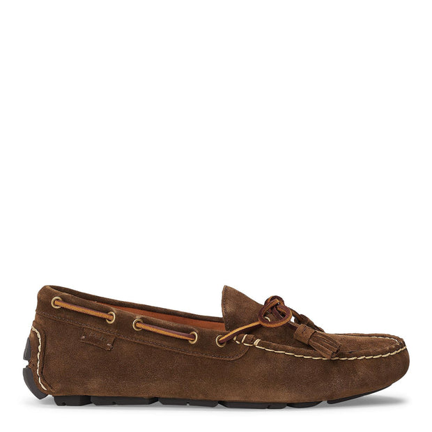 ANDERS LOAFER MOKKASINER  Brun