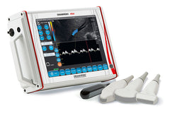 Draminski 4Vet Portable Ultrasound Color Doppler with Interchangeable Probes and Touchscreen|L'échographe vétérinaire portable 4Vet - couleur doppler avec des sondes interchangeables et écran tactile