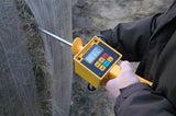 Draminski Hay Moisture Meter 60cm detachable probe usage display