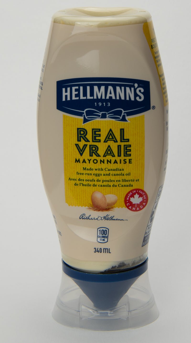 Mayonesa (340ml) Hellmann's