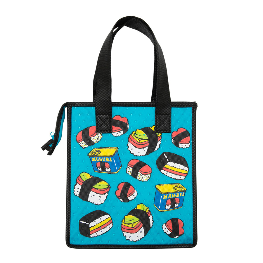 Mini Musubi Eco Bag - Musubi Jam Turq