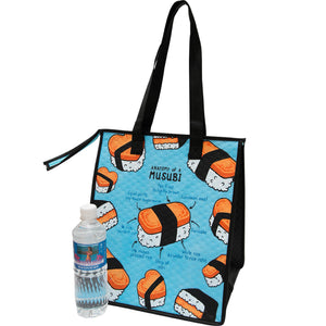 Large Musubi Eco Bag - Musubi Anatomy