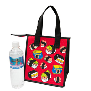 Mini Musubi Eco Bag - Musubi Jam Red