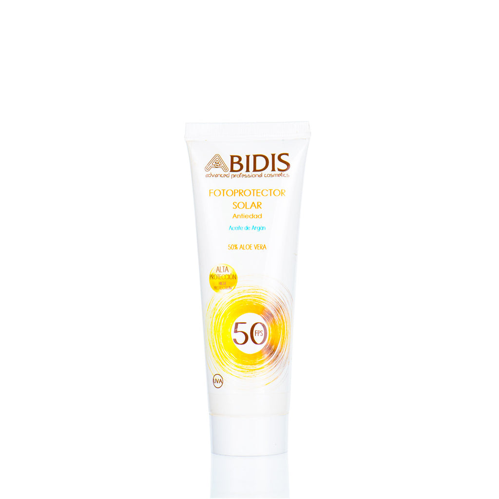 ABIDIS SOLAR PHOTO-PROTECTOR LICHAAM SPF 50 75ml (4185325076515)