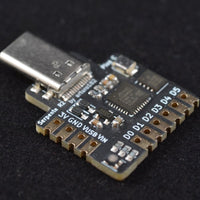 Serpente - A Tiny CircuitPython Prototyping Board