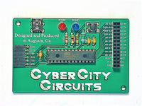 Cyber City Circuits Business Card Kit