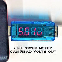 USB Charger Doctor Power Meter