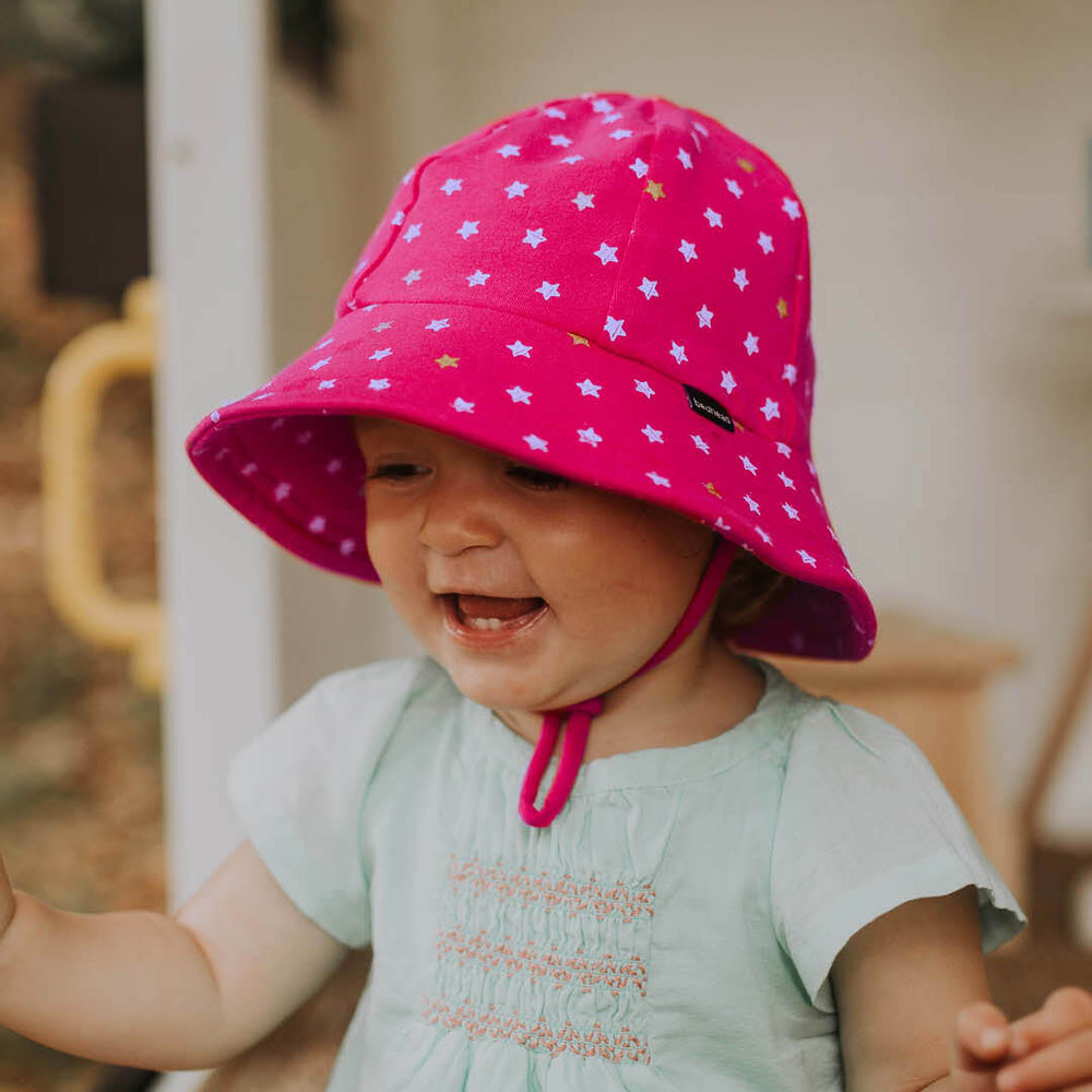 Load image into Gallery viewer, Toddler Bedhead Hats Bucket Hat - Nova Print
