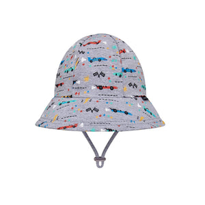 Toddler Bedhead Hats Bucket Hat - Racer Print