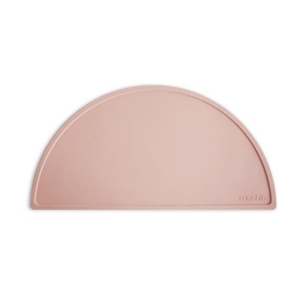 Mushie Silicone Place Mat (Blush)