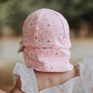 Load image into Gallery viewer, Legionnaire Bedhead Hats Flap Hat (Daisy)