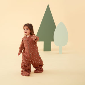 ergoPouch Acorn Sleep Suit Bag 3.5 TOG